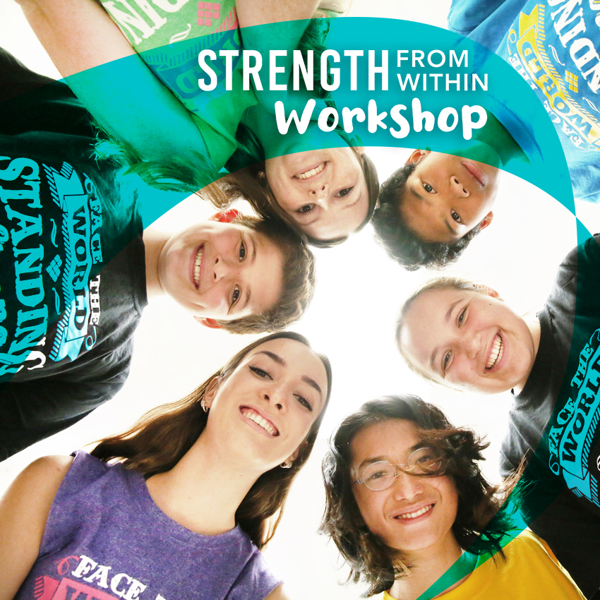 strength from within workshops